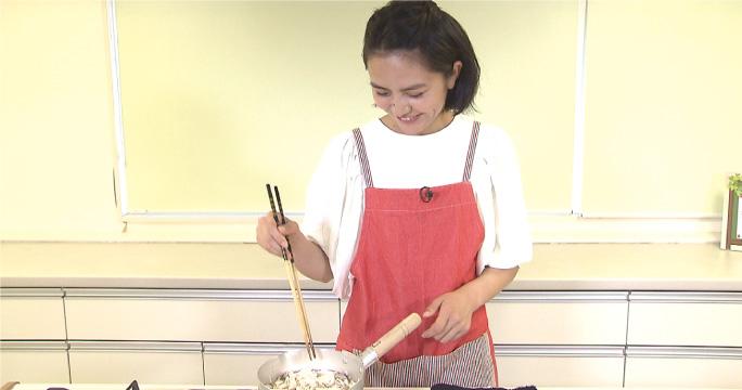 ふくしま健民プロジェクト大使の長沢裕さん