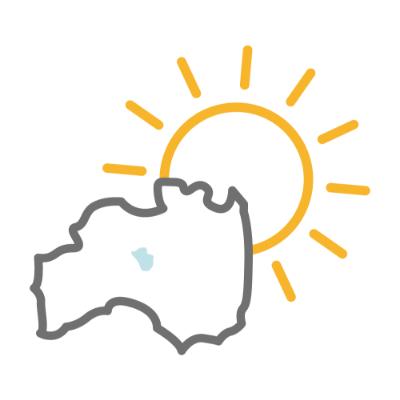 健康づくりピックアップ情報 うつくしまから太陽へ